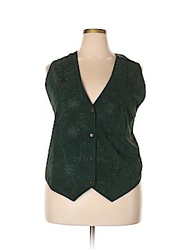 L.A. Blues Tuxedo Vest Size 4X (Plus)