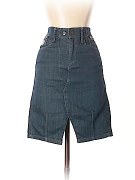 G-Star Denim Skirt 25 Waist