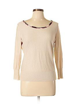 Karen Nicol Women Pullover Sweater Size L
