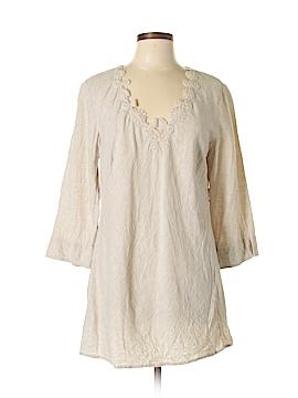 J.jill 3/4 Sleeve Blouse Size L