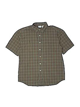 Covington Outlet Short Sleeve Button-Down Shirt Size 14 - 16