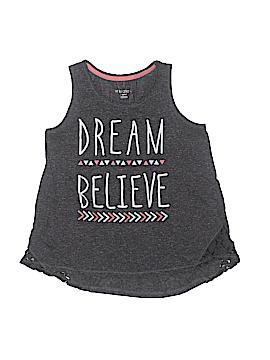 Xhilaration Sleeveless T-Shirt Size L (Kids)