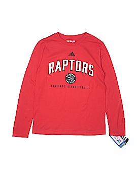 Adidas Long Sleeve T-Shirt Size 10 - 12