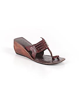 N.Y.L.A. Sandals Size 6