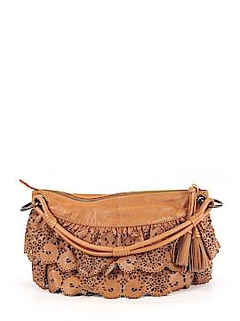 Lockheart Leather Shoulder Bag One Size