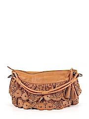 Lockheart Leather Shoulder Bag