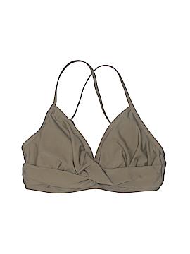 Athleta Swimsuit Top Size Med (34D)