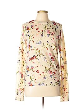 Equipment Cashmere Pullover Sweater Size L