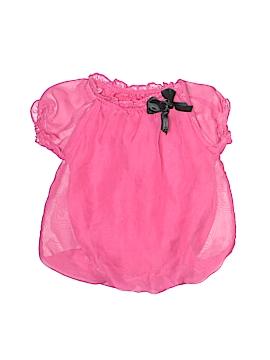 Kidgets Short Sleeve Blouse Size 12 mo