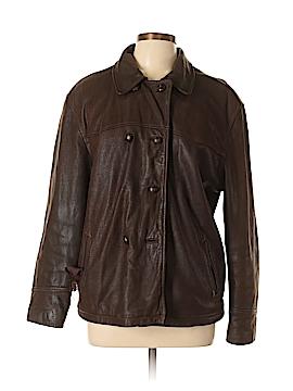 Unbranded Clothing Leather Jacket Size L
