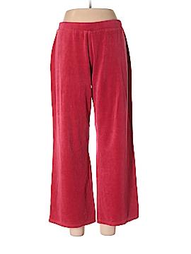 Hanes Fleece Pants Size L