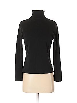Petite Sophisticate Turtleneck Sweater Size M