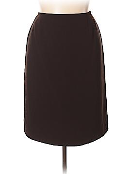 Kasper Casual Skirt Size 14 p
