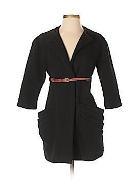 Loeffler Randall Wool Coat Size 0