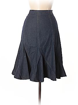 Jones New York Sport Denim Skirt Size 8