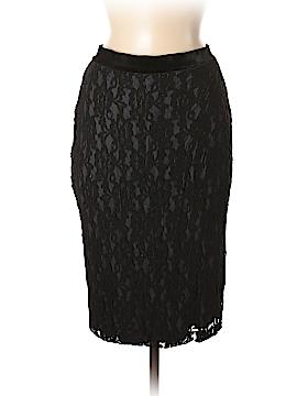 White + Warren Casual Skirt Size M