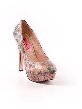 Betsey Johnson Heels Size 6