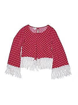 Sara Sara Long Sleeve Blouse Size 14