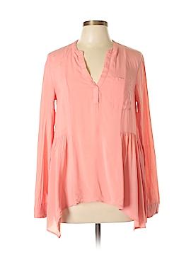 Maeve Long Sleeve Blouse Size 8