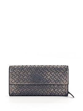 Bottega Veneta Leather Wallet One Size