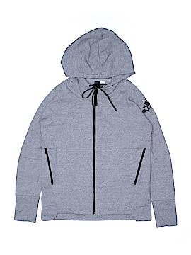 Adidas Zip Up Hoodie Size 8 - 10