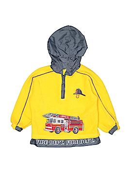 Kids Play Fleece Jacket Size 4