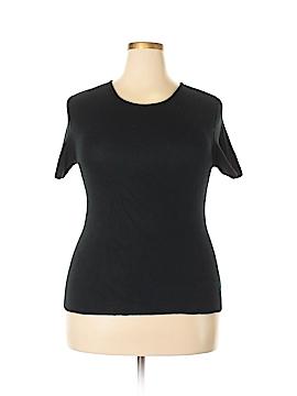 Liz Claiborne Collection Short Sleeve T-Shirt Size L