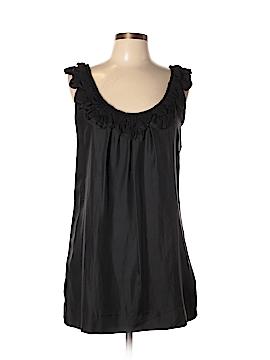 Yoana Baraschi Sleeveless Silk Top Size M