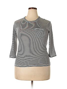 Stateside 3/4 Sleeve T-Shirt Size L