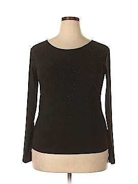 Bleeker & McDougal Long Sleeve Top Size XL