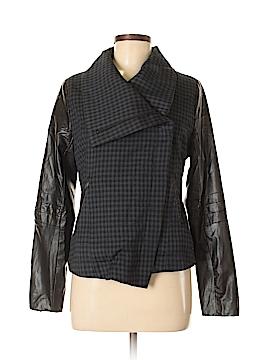 Greylin Faux Leather Jacket Size S