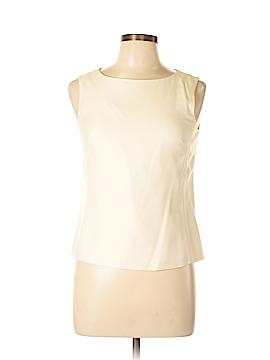 Kate Hill Sleeveless Silk Top Size 8 (Petite)