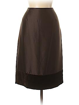 W by Worth Silk Skirt Size 10