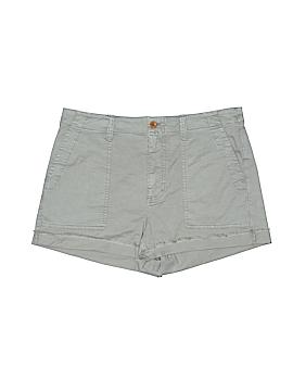 Madewell Khaki Shorts 27 Waist