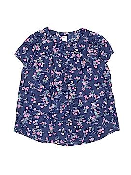 OshKosh B'gosh Short Sleeve Button-Down Shirt Size 10