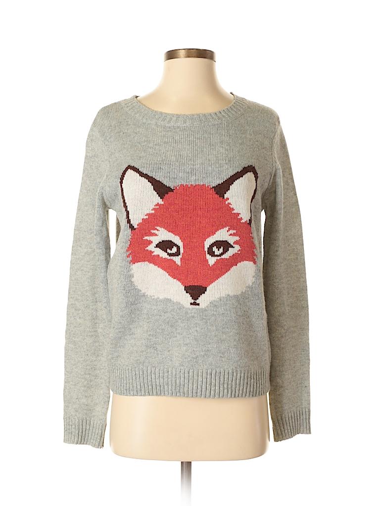 Cliche Women Pullover Sweater Size S