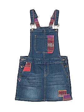 Lucky Brand Overall Dress Size 10