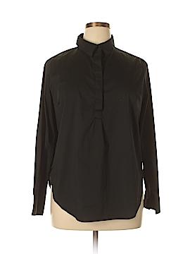 Universal Standard Long Sleeve Henley Size 16 Plus (S) (Plus)