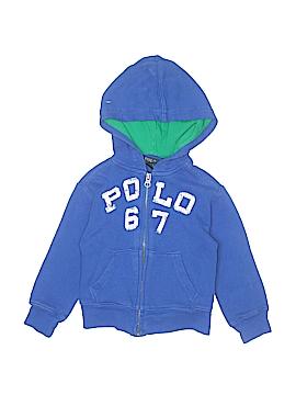 Polo by Ralph Lauren Zip Up Hoodie Size 2T