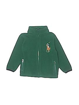 Polo by Ralph Lauren Fleece Jacket Size 2T