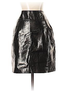 Express Design Studio Leather Skirt Size 4