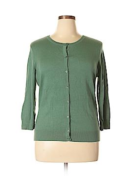 New York & Company Silk Cardigan Size XL
