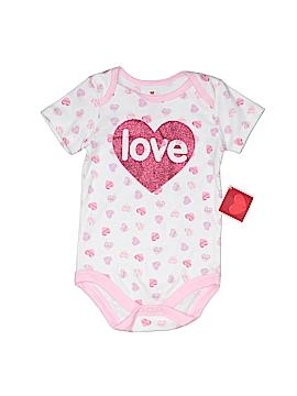 Love Short Sleeve Onesie Size 12 mo