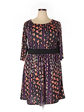 Triste Casual Dress Size 2X (Plus)