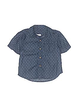 Tucker + Tate Short Sleeve Button-Down Shirt Size 2