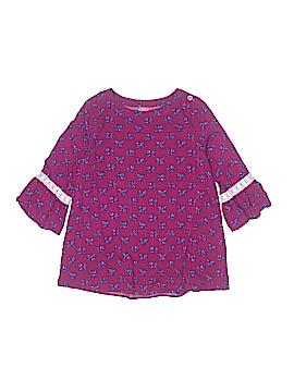 J. Khaki 3/4 Sleeve Blouse Size X-Large (Youth)