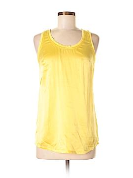 William Rast Sleeveless Silk Top Size S
