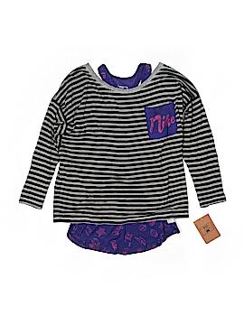 Nike 3/4 Sleeve T-Shirt Size L (Kids)