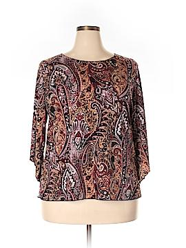 Studio 1940 3/4 Sleeve Blouse Size 18 - 20 (Plus)