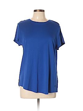 Isaac Mizrahi LIVE! Short Sleeve T-Shirt Size L